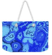 Liquid Blue Dream - V1cbs30 Weekender Tote Bag
