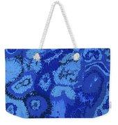 Liquid Blue Dream - V1lle30 Weekender Tote Bag