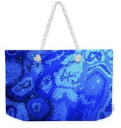 Liquid Blue Dream - V1lllt90 Weekender Tote Bag