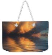 Liquid Cloud Weekender Tote Bag