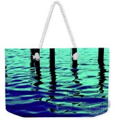 Liquid Cool Weekender Tote Bag