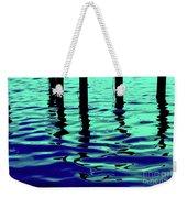 Liquid Cool Weekender Tote Bag