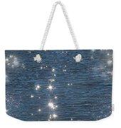 Liquid Diamonds Weekender Tote Bag