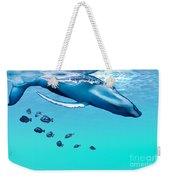Liquid Gems Weekender Tote Bag