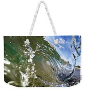 Liquid Glass Weekender Tote Bag