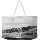 Liquid Silver I Weekender Tote Bag