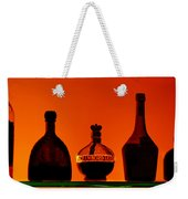 Liquor Still Life Weekender Tote Bag