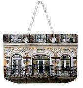 Lisbon 16 Weekender Tote Bag