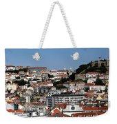 Lisbon 18 Weekender Tote Bag