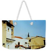 Lisbon Angles Weekender Tote Bag