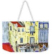 Lisbon Home Painting Weekender Tote Bag