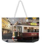 Lisbon Tram, Portugal Weekender Tote Bag