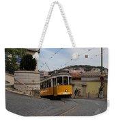 Lisbon Trolley 10 Weekender Tote Bag