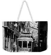 Lisbon Trolley 16b Weekender Tote Bag