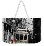 Lisbon Trolley 16c Weekender Tote Bag