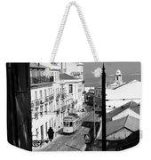 Lisbon Trolley 17b Weekender Tote Bag