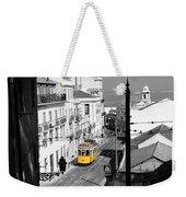 Lisbon Trolley 17c Weekender Tote Bag