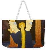 Listen Weekender Tote Bag