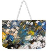 Listen To The River Weekender Tote Bag