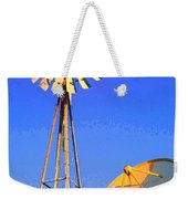 Listening Station Weekender Tote Bag