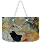 Listening To The Violin Weekender Tote Bag
