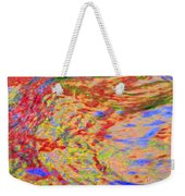 Listening To The Water Weekender Tote Bag