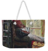 Literary Escape Weekender Tote Bag