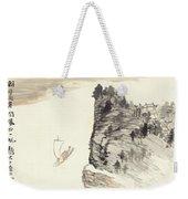 Literati Landscape Weekender Tote Bag