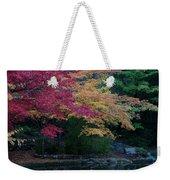 Litha Park Ashland Oregon Weekender Tote Bag