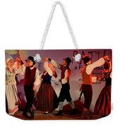 Lithuanian Folk Dance Weekender Tote Bag