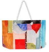 Little Abstract Weekender Tote Bag