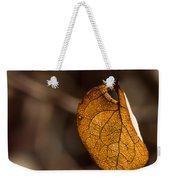 Little Autumn Leaf Weekender Tote Bag