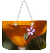 Little Beauty Weekender Tote Bag