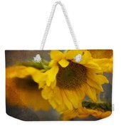 Little Bit Of Sunshine Weekender Tote Bag