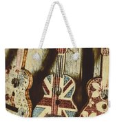 Little Britain, Big Sounds Weekender Tote Bag