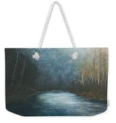 Little Buffalo River Weekender Tote Bag by Mary Ann King