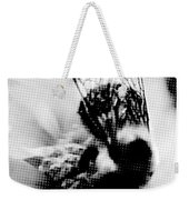 Little Bumble Bee Working For Dinner Weekender Tote Bag