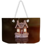 Little Ceramic House Weekender Tote Bag