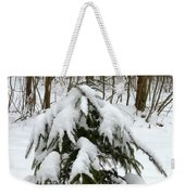 Little Christmas Tree Weekender Tote Bag