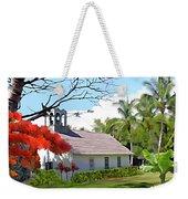 Little Church At Puako Big Island Weekender Tote Bag