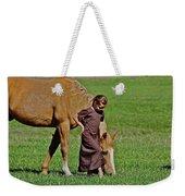 Little Country Girl Weekender Tote Bag