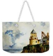 Little Cumbrae Lighthouse Weekender Tote Bag