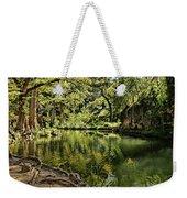 Little Cypress Creek Weekender Tote Bag