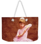 Little Dancer Weekender Tote Bag