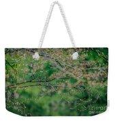 Little Diamonds In My Trees Weekender Tote Bag