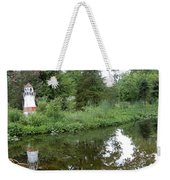 Little Discovery While Lost Weekender Tote Bag