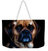 Little Dog Big Heart Weekender Tote Bag