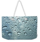 Little Drops Of Rain Weekender Tote Bag