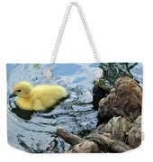 Little Ducky Weekender Tote Bag