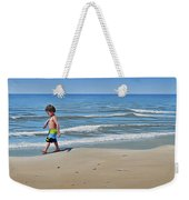 Little Explorer Weekender Tote Bag